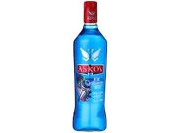 Vodka askov blueberry 900 ml