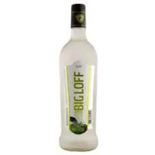 Vodka bigloff maça verde 900 ml