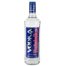 Vodka balalaika 1 l