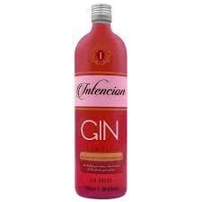 Gin intencion strawberry 900 ml