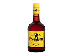 Conhaque presidente 970 ml