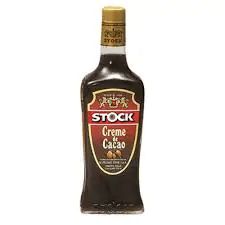 Licor stock creme de cacau 720ml
