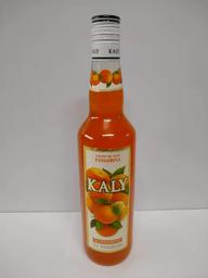 Xarope kaly tangerina 700ml