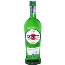 Vermouth martini extra dry  750 ml