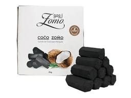 Carvão zomo coco (avulso)