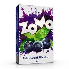 Essência zomo my blueberry mint  50g