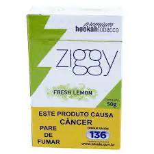 Essência ziggy fresh lemon 50g