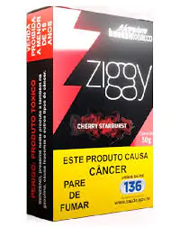 Essência ziggy cherry starburst 50g