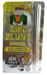 Blunt king sabor banana 5 unidades