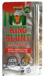 Blunt king sabor melancia 5 unidades