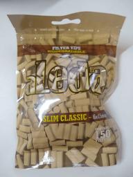 Filtro aleda slim brown  6x15mm ( pacote com 150 )