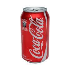 Refrigerante coca cola 350 ml