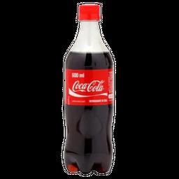 Refrigerante coca cola 600 ml