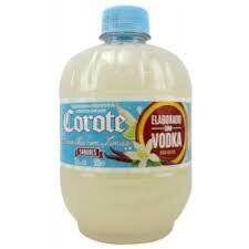 Corote baunilha com limão 500 ml
