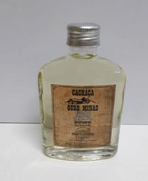 Cachaça ouro minas carvalho petaca 160 ml
