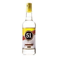 Cachaça pirassununga 51 965 ml