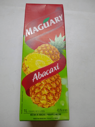 Suco de abacaxi maguary 1 litro