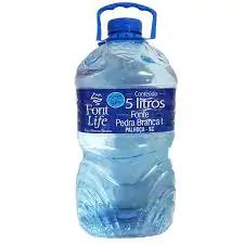 Agua font life 5 l