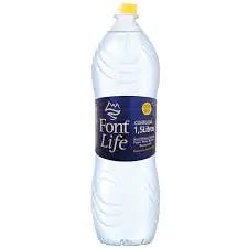 Agua font life c.gás 1,5l