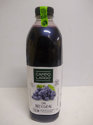 Suco de uva integral campo largo 1,350ml