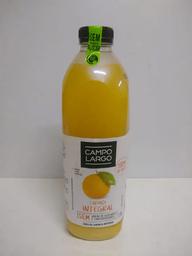 Suco de laranja integral campo largo 1,350ml