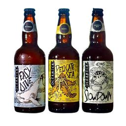 Trinca Oceânica - Cervejaria Oceânica