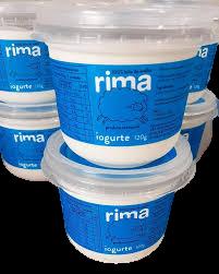 Iogurte Natural Integral de Leite de Ovelha Rima