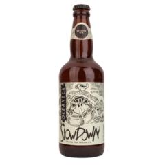 India Session Ale -Cerveja Slow Down Cervejaria Oceânica