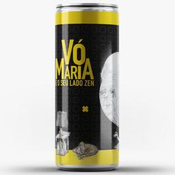 Hoppy Lager- Cerveja Vó Maria e seu lado Zen Cervejaria Oceânica