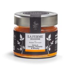 Geleia de Laranja, Pimenta e Whisky La Feme Moderne