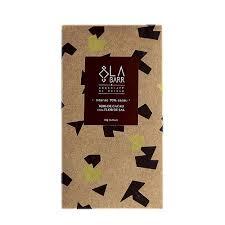 Chocolate 70% com Nibs de Cacau e Flor de Sal LaBarr Chocolate