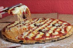 Pizza Doce - Média
