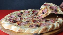 Pizza Meio a Meio Doce - Grande