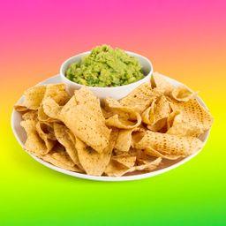 Chips e Guacamole