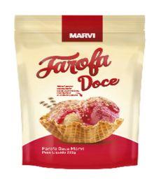 Farofa doce - 200g