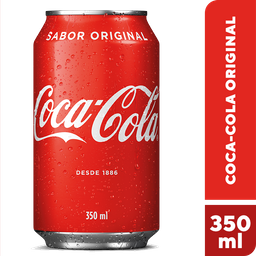 Coca Cola Original - Lata 350ml