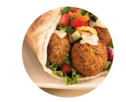 Falafel Vegetariano