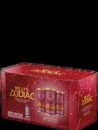 Pack Skol Beats Zodiac Elemento Fogo 269 mL (x8)