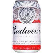 Budweiser Cerveja Lata