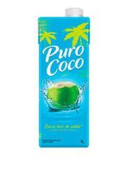 ÁGUA de COCO PURO 1 LITRO