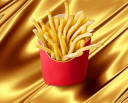 Porção de Batata Frita Individual