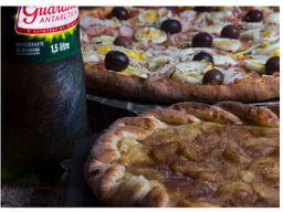 Combo Pizza Portuguesa