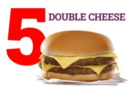 Combo Double Cheese