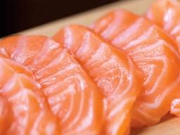 Sashimi de Salmão - 12 Peças