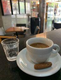 Espresso Ristretto Duplo - Americano