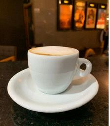 Espresso Ristretto Duplo Macchiatto
