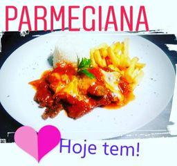 2 Bife à Parmegiana + Guaraná Antarctica 1L