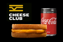 Cheese Club + Refri Lata 220 ml