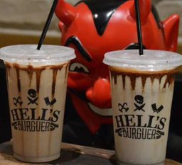Milk Shake Hell's 500ml
