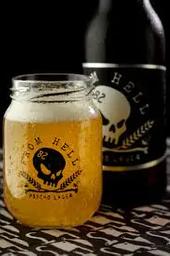 Cerveja Fron Hell Lager 355ML